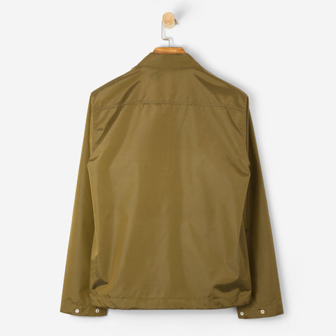 Norse Projects Svend Nylon Oxford Jacket Sitka Green