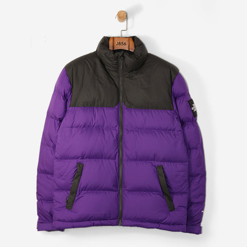 The North Face Black Label 1992 Nuptse Jacket Tillandsia Purple/ Asphalt Grey