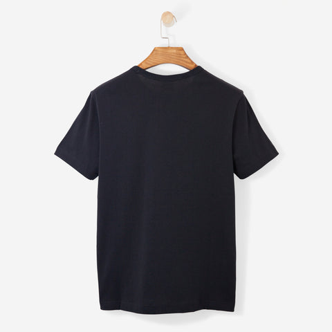 CHAMPION Crewneck T-Shirt Black