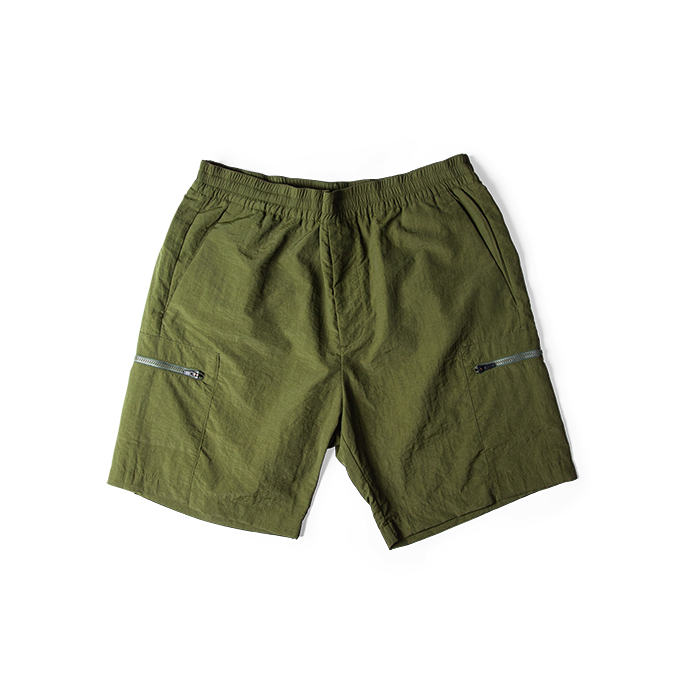 Norse Projects Luther Straight Short  Ivy Green