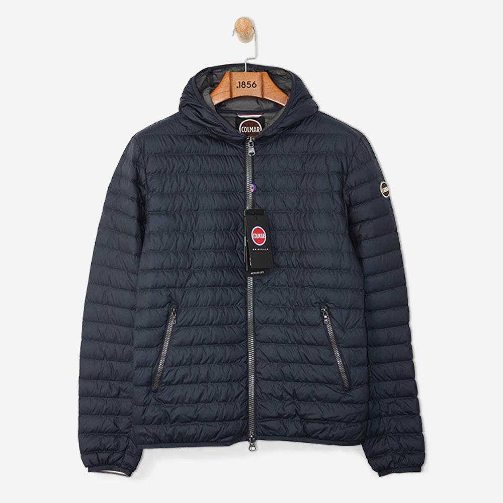 Colmar Hooded Basic Navy