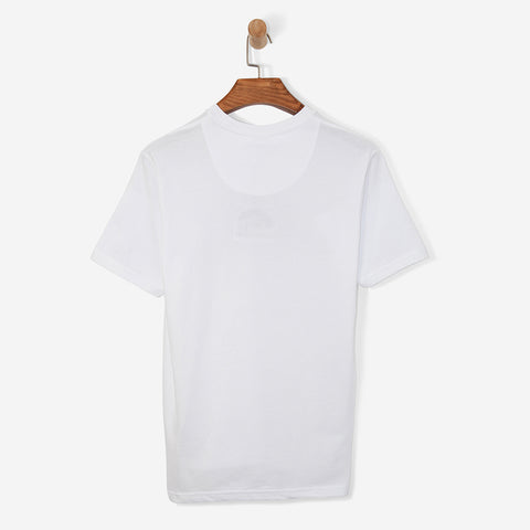 Helly Hansen Logo T Shirt White