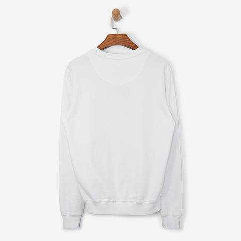 Helly Hansen Crewneck Sweatshirt White