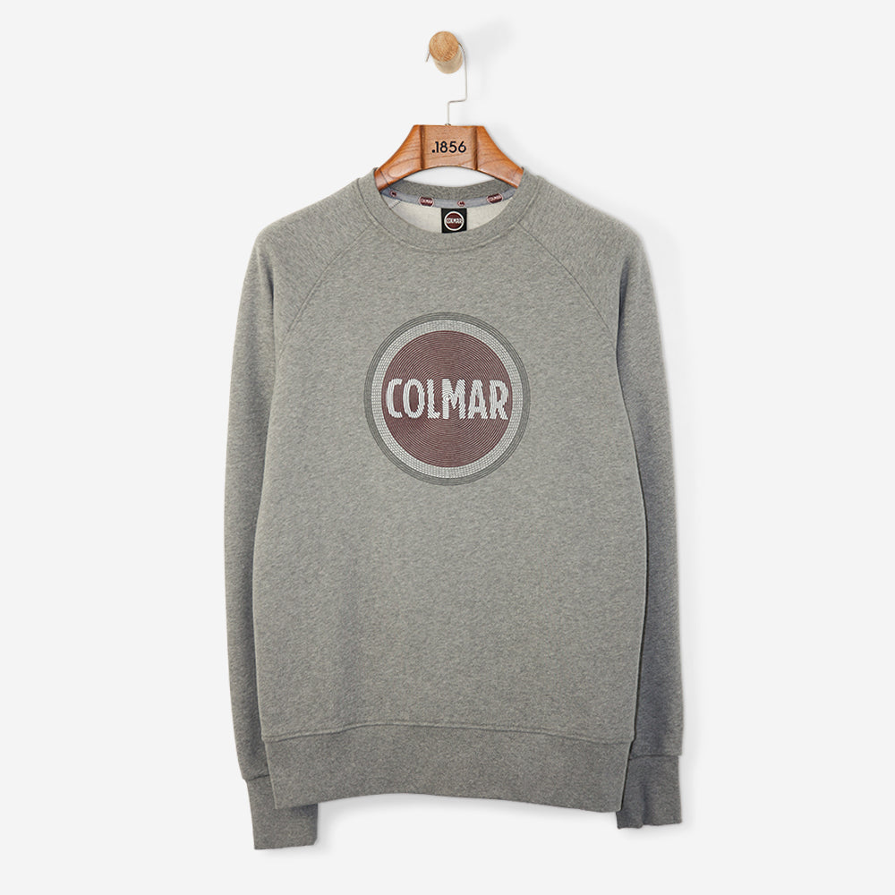 Colmar Brand Carrier Sweatshirt Grey