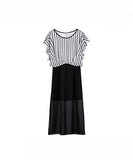 DRESS 6 - Stripe Saturdays