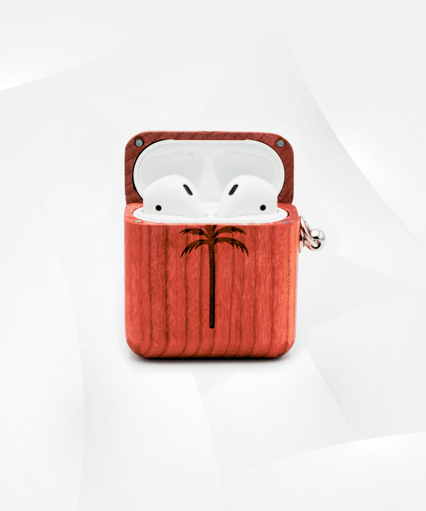 Airpods case - Rosewood
