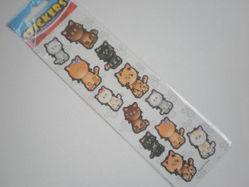 Kittens / Cats Stickers