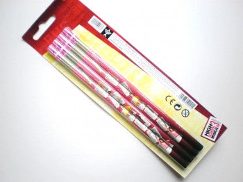 4 High School Musical Pencils
