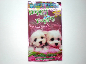 Puppy Trading Cards Pack