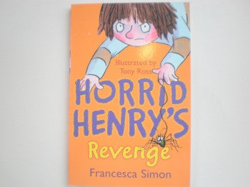 Horrid Henry Books: Revenge