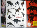 Primeval Tattoo Activity Book