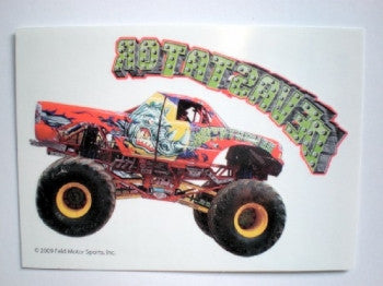 Monster Trucks Tattoos