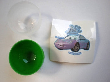 Disney Cars Tattoo Capsules