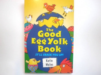 Joke Book: Egg Yolks