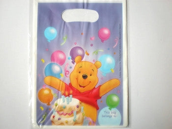 Winnie the Pooh Party Bag