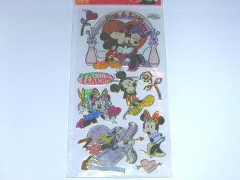 Mickey Mouse and Friends Stickers