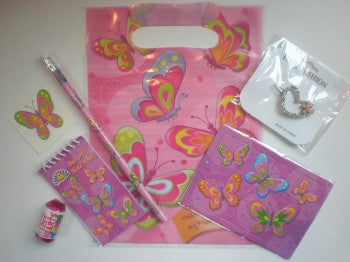 Butterfly Party Bags: 99p
