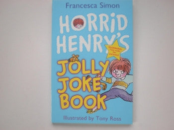 Horrid Henry's Joke Book: Jolly