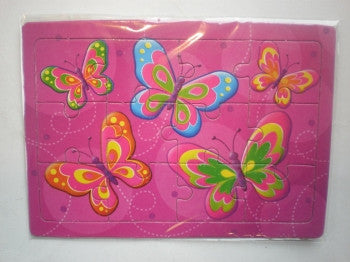 Butterfly Jigsaws
