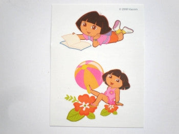 Dora Explorer Tattoos