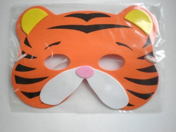 Foam Mask: Tiger