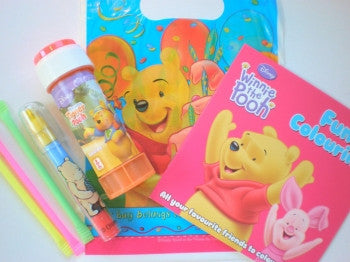 'Winnie the Pooh' Party Bag