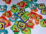 Sponge Bob Mini Stickers