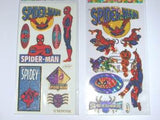 Spiderman Stickers