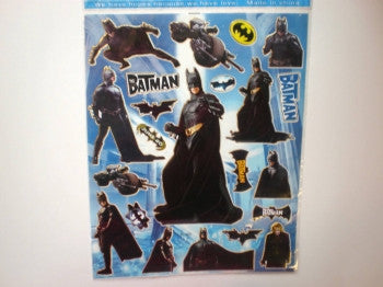 Batman Stickers (L)