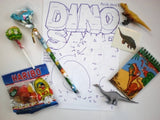 Dinosaur Party Bag