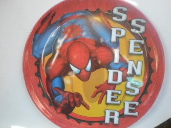 Spiderman Melamine Plate