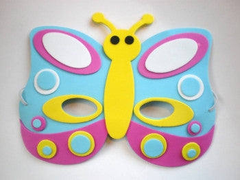 Foam Masks: Butterfly