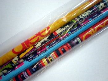 Glee Pencils Pack (4)