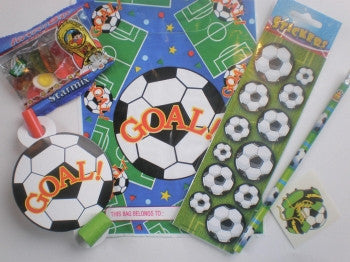 Football Party Bag: 99p