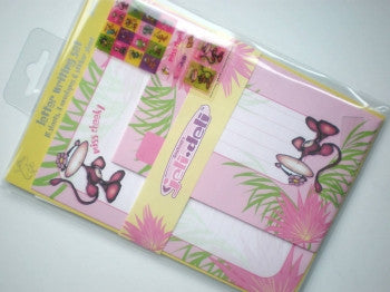 Miss Cheeky Letter Writing Set