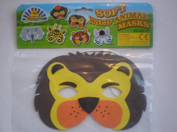 Foam Mask: Lion