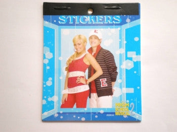 High School Musical Sticker Book