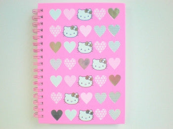 Hello Kitty A6 Notebook