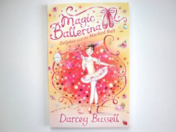 Magic Ballerina Book: Masked Ball