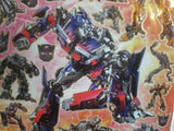 Transformers Large Sticker Sheet