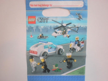Lego City Party Bags