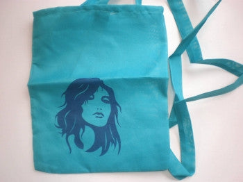 Small Shoulder Bag: Teal