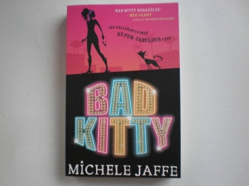 Bad Kitty Book