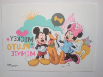 Mickey Mouse and Friends Tattoos