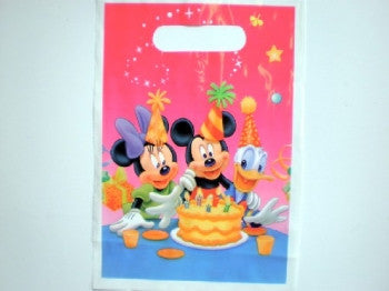 Mickey & Minnie Mouse Party Bag