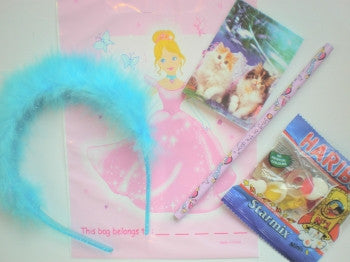 Girl's Party Bag: £1.50