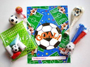 'Football' Party Bag