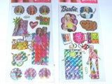 Barbie Stickers