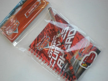 Disney Cars Scribble Set