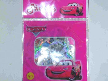 Cars Mini Stickers Pack